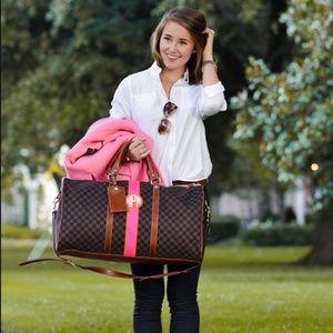 Barrington Bags Belmont weekender duffel bag